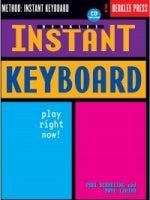 Instant Keyboard - Book & CD