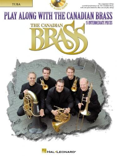 Play Along with the Canadian Brass (Intermediate), Book/CD, Tuba