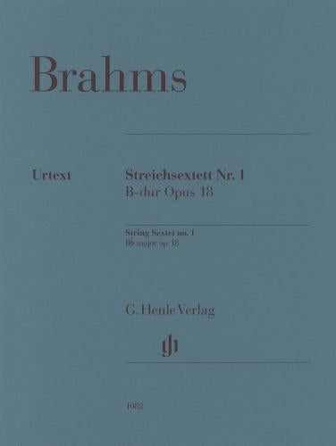 String Sextet No. 1 in Bb Major Op.18 - Set of Parts