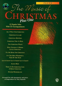 The Music of Christmas Plus One (Flute & CD)