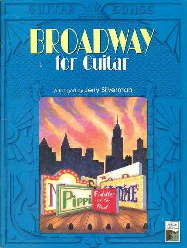 Broadway For Guitar