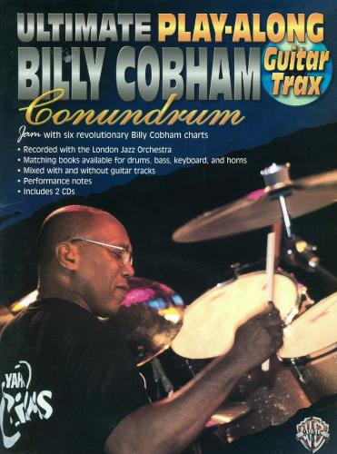 Ultimate Play-Along Billy Cobham Conundrum: Guitar Trax