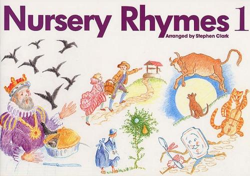 Nursery Rhymes Book 1 (Easy Piano/Vocal)