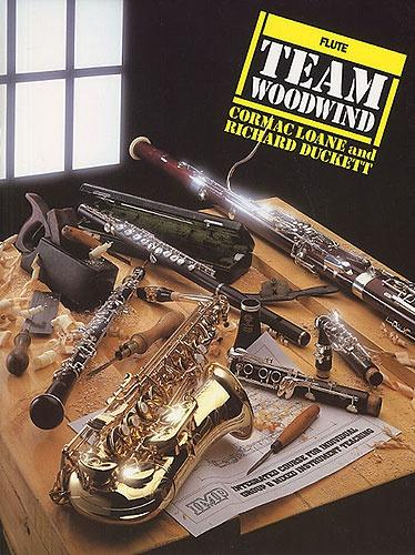 Team Woodwind - Flute (Book only)