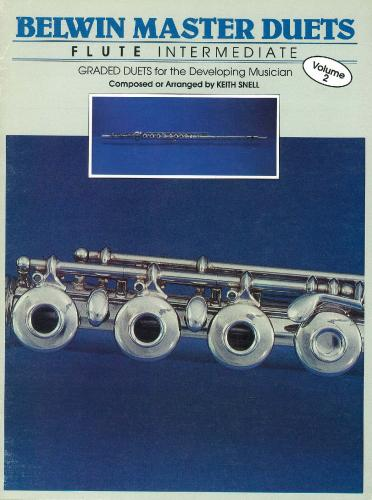 Belwin Masters Duets Volume 2 Trumpet Advanced
