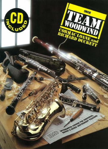 Team Woodwind - Oboe (Book & CD)