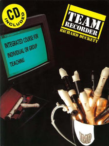 Team Woodwind Recorder (Book and CD)