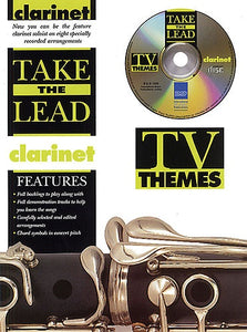 Take The Lead: TV Themes (Clarinet & CD)