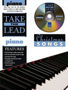 Take The Lead: Christmas Songs (Piano) with CD