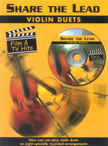 Share The Lead - Film & TV Hits (Violin Duet)