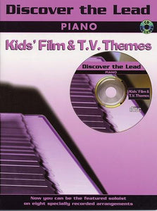 Discover The Lead: Kids' Film And T.V. Themes For Piano