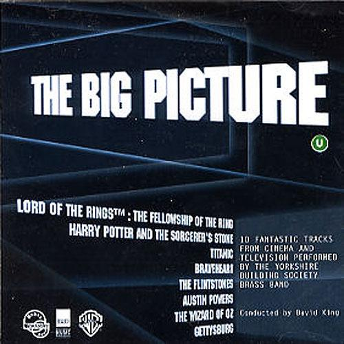 The Big Picture (Brass Band) CD