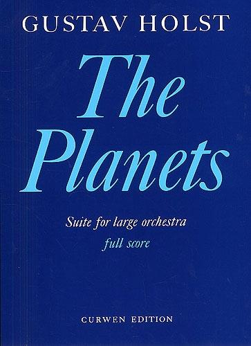 Gustav Holst: The Planets (Full Score)