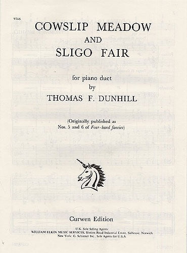 Dunhill: Cowslip Meadow and Sligo Fair (Piano Duet)