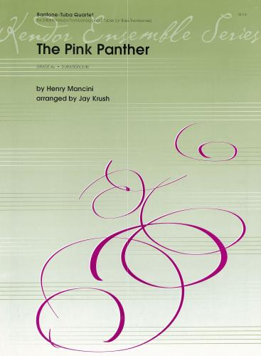 Henry Mancini: The Pink Panther (Tuba Quartet)