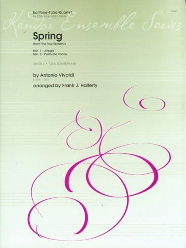 Vivaldi: Spring (from 'The Four Seasons')
