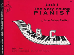 The Very Young Pianist Book 1