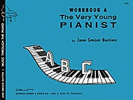 Bastien: The Very Young Pianist Workbook A (Theory)