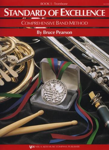 Standard of Excellence Book 1 (Trombone Bass Clef)