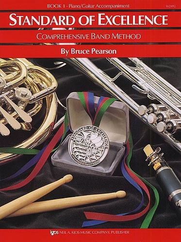 Standard of Excellence Book 1 (Piano/Guitar Accompaniment)