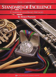 Standard of Excellence Book 1 (Conductor's Score)