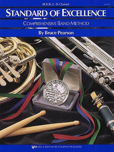 Standard of Excellence Book 2 (Bb Clarinet)