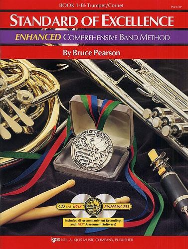 Standard of Excellence Book 1 (Bb Trumpet/Cornet) ENHANCED + Audio Access