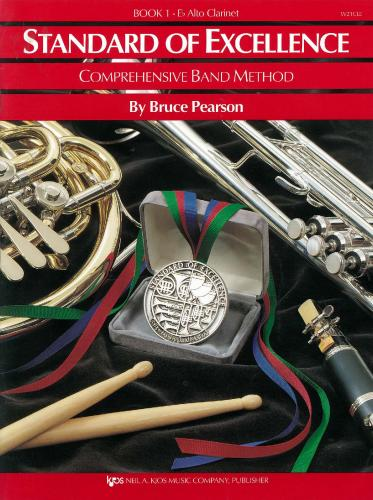 Pearson: Standard of Excellence Book 1 (Eb Alto Clarinet)