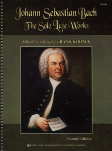 Johann Sebastian Bach - The Solo Lute Works (Second edition)