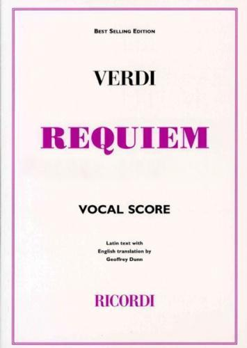 Requiem (Vocal Score)