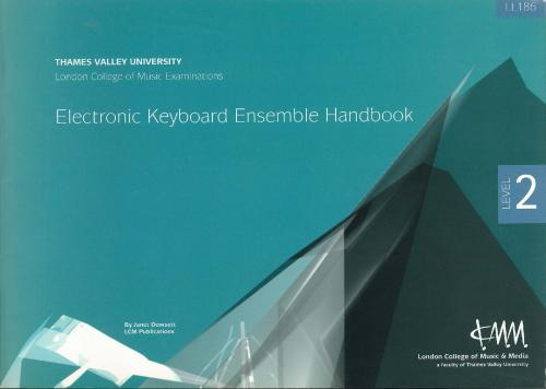 Electronic Keyboard Handbook Ensemble Level 2
