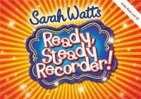 Watts: Ready, Steady Recorder! - Book & CD