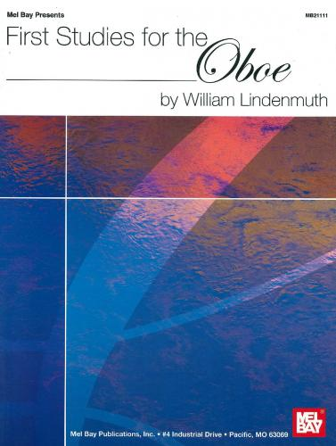 William Lindenmuth: First Studies for the Oboe