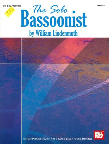 William Lindenmuth: The Solo Bassoonist
