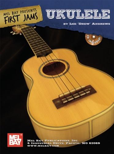 Andrews: First Jams  Ukulele (Book & CD)