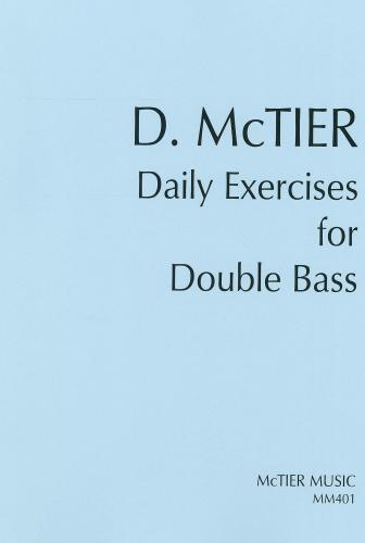 Daily Exercises for Double Bass