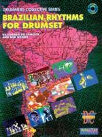 Brazilian Rhythms for Drumset - Book & CD