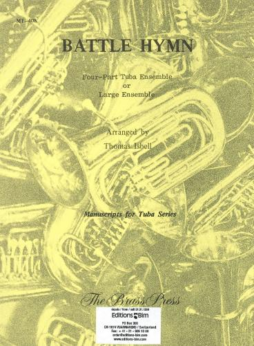 W Steffe: Battle Hymn (Tuba Quartet)