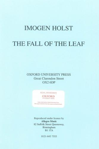 The Fall of the Leaf