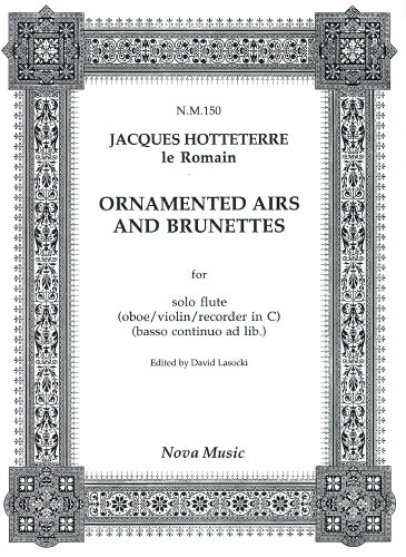 Ornamented Airs and Brunettes