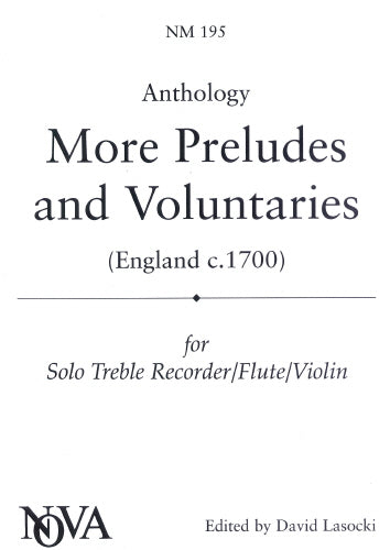 More Preludes and Voluntaries