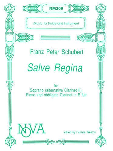 Salve Regina - Republished as EMA111