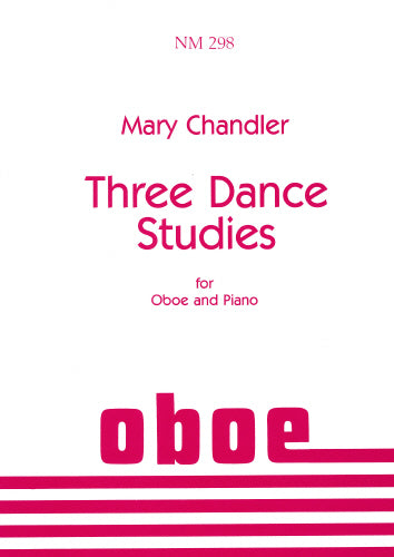 Mary Chandler: Three Dance Studies