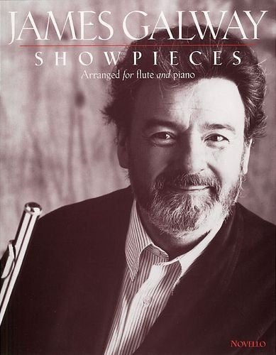 James Galway: Showpieces (Flute & Piano)