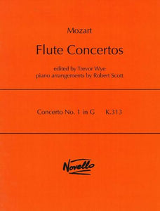 Wolfgang Amadeus Mozart: Flute Concerto No. 1 in G, K.313