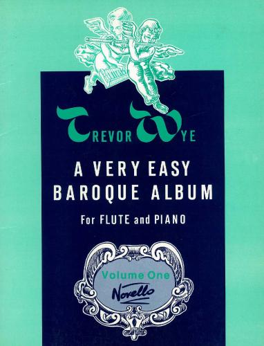 A Very Easy Baroque Album Volume 1 (Flute & Piano)