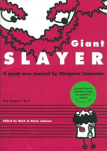 Margaret Carpenter: Giant Slayer - Book  (School Musical)