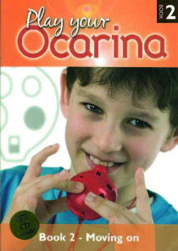 Liggins: Play Your Ocarina Book 2 (With CD)
