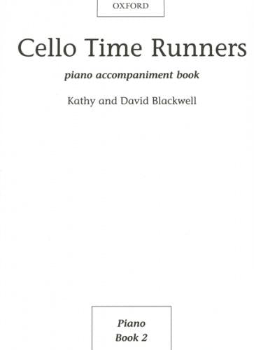 Cello Time Runners (Piano Accompaniment)