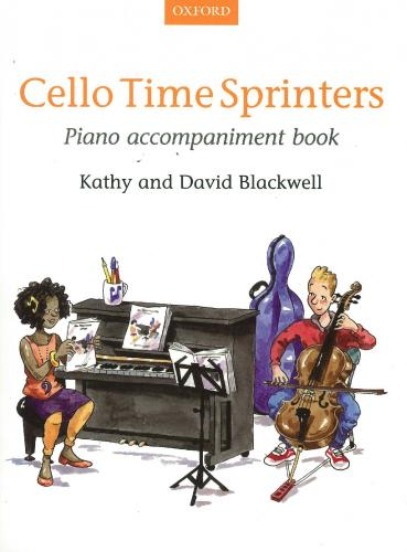 Cello Time Sprinters (Piano Accompaniment)